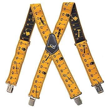Best tape measure suspenders Reviews