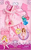 Disney Princess My First Aurora Doll Royal Bedtime Sleepwear Pajama Set