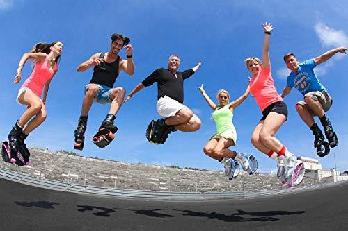 Jochen Schweizer Geschenkgutschein: Kangoo Jumps Fitness Programm für 2