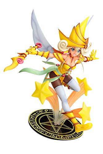 Kotobukiya Yu-Gi-Oh! The Dark Side of Dimensions PVC Statue 1/7 Lemon Magician Girl 25 cm