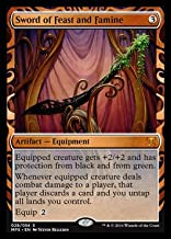 Magic: the Gathering - Sword of Feast and Famine (028/054) - Masterpiece Series: Kaladesh & Aether Revolt Inventions - Foil
