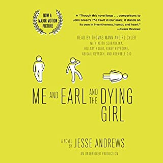 Me and Earl and the Dying Girl (Revised Edition) cover art