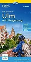 ADFC-Regionalkarte Ulm und Umgebung, 1:75.000, reiss- und wetterfest, GPS-Tracks Download