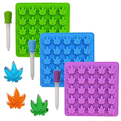 gummy molds cannabis