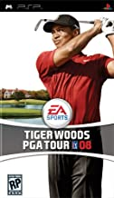 Tiger Woods PGA Tour 08 - Sony PSP [video game]