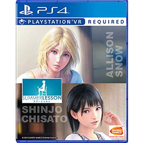 Summer Lesson: Allison Snow & Chisato Shinjo (English version) (PS4)