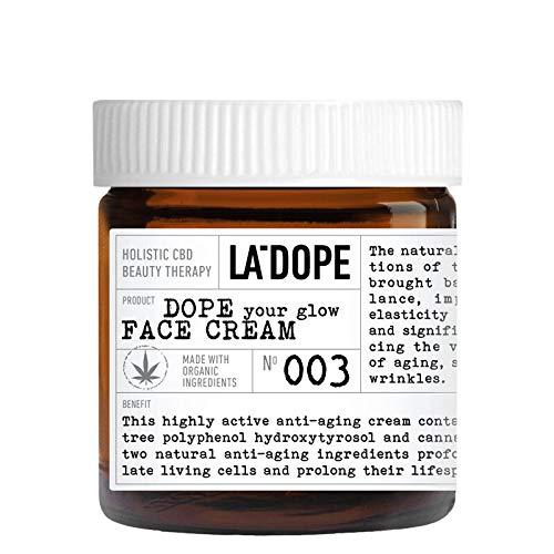 LA-DOPE No.003 - CBD Gesichtscreme | mit...