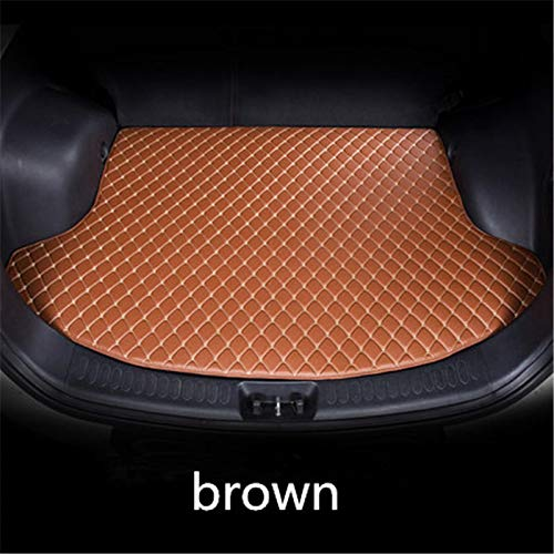 BYWWANG Kofferraummatten, Für BMW 1er E81 E82 E87 E88 116i 118i 118d 120i 120d 125i 128i 130i 135i 5D