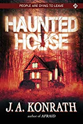 Cover of Haunted House