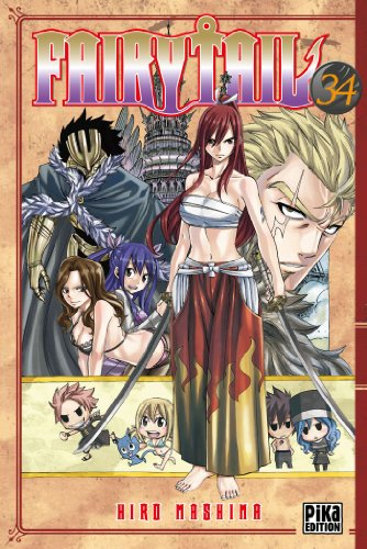 Fairy Tail T34