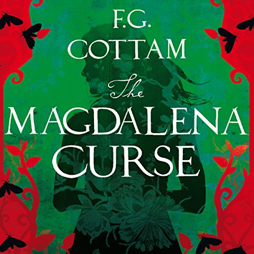 The Magdalena Curse audiobook cover art