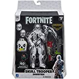 Fortnite Legendary Series, 1 Figure Pack - 6 Inch Skull Trooper – Inverted Collectible Action...