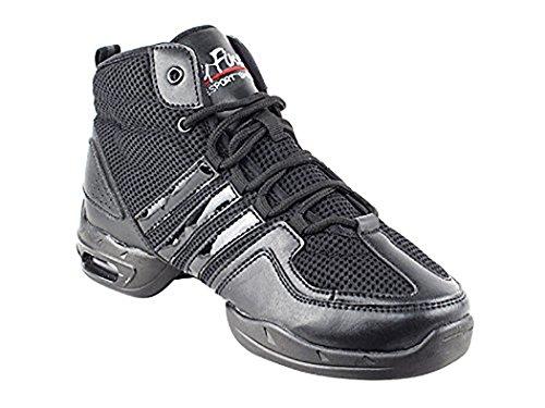 Unisex Dance Sneaker Black