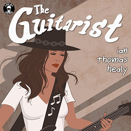 The Guitarist audiobook cover art