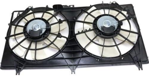 MAPM Max 63% OFF Premium CAMARO 12-15 RADIATOR 6.2L Max 60% OFF ASSEMBLY Dual Fan FAN