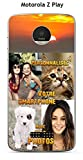 Coque Motorola MotoZ Play Personnalisee avec VOS photos