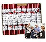 8 x 12' Luxury Concerto Christmas Crackers