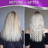 Zoom IMG-2 shampoo antigiallo per capelli biondi