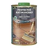 Protector Antimanchas Suelo Baldosas Gres Rústico Poroso (1 litro)