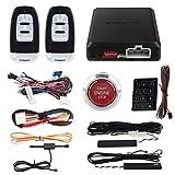 EasyGuard Ec002-p4Smart Clé PKE Alarme de Voiture avec Auto Démarrage Poussoir Démarrage du...