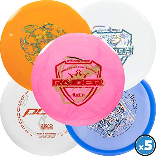Dynamic Discs | Latitude 64 | Westside Discs | Five Disc Misprint Pack | Disc...