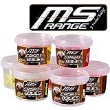 MS-Range by Michael Schlögl Crispy Boilies 10-14mm Coco 2531514 Boilie