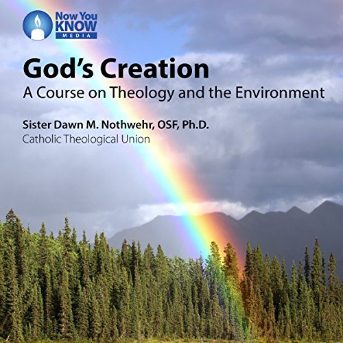 God's Creation: A Course on Theology and the Environment copertina