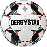 Derbystar Kinder Junior S-Light, 1722400142 Fußball, Weiss Gruen schwarz, 4