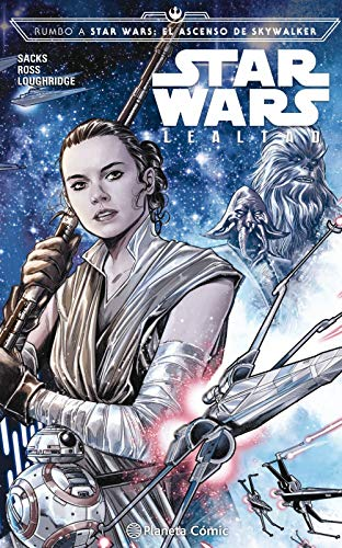 Star Wars Lealtad (cómic Episodio IX): Rumbo a Star Wars: El ascenso de Skywalker (Star Wars: Recopilatorios Marvel)