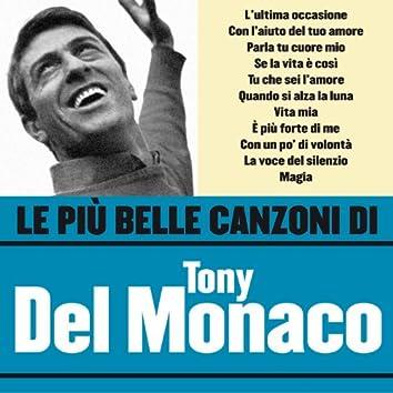 Le più belle canzoni di Tony del Monaco