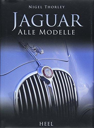 Jaguar: Alle Modelle
