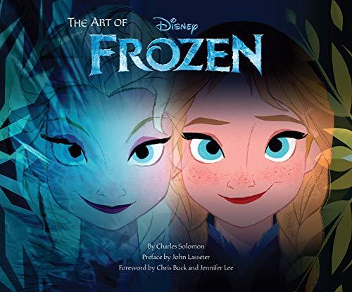 The Art of Frozen: (Frozen Book, Disney Books for Kids)