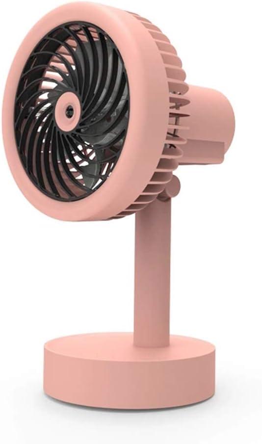 fan Mini Desktop can be USB Three Shaking Head Gear Latest item Max 72% OFF Spe Charging