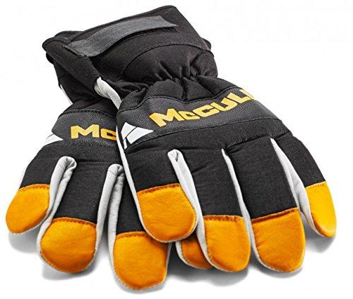 McCulloch 577616514 - Guantes de protección para Motosierras y Desbrozadoras - T12