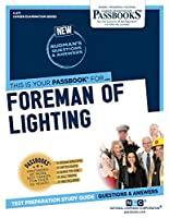 Foreman of Lighting (Career Examination)