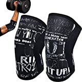 Best Elbow Sleeves - Elbow Sleeves(Pair),Perfect Support for Squat,Weightlifting,Powerlifting,Cross Trainning, Golf Review