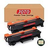 JOTO 2 Compatible Brother TN2420 TN-2410 [con Chip] Cartuchos de Toner TN-2420 TN2410 para Brother MFC-L2710DN HL-L2310D HL-L2350DN HL-L2370DN HL-L2375DW MFC-L2730DW MFC-L2750DW