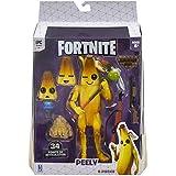 Fortnite フォートナイト ピーリー 表情豊か かわいい おもちゃ フィギュア Peely ゲーム グッズ 15cm [並行輸入品]