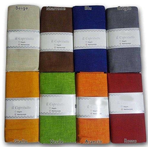 Tela multiusos disponible en dos medidas tipo panamá, perfecta para cubrir sillones o sofás