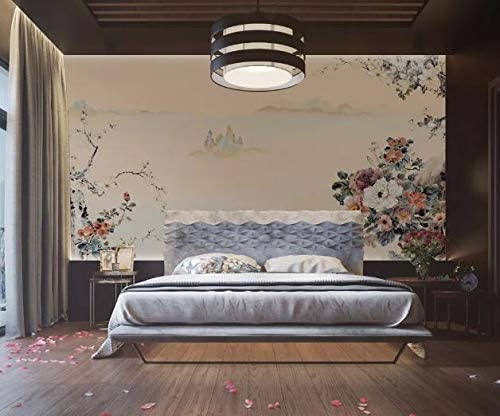 3D Beautiful Flowers 2065 Wall Decal Mural Ranking Tucson Mall TOP19 Paper Print Deco