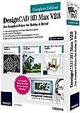 FRANZIS DesignCAD 3D Max V23 Complete Edition -