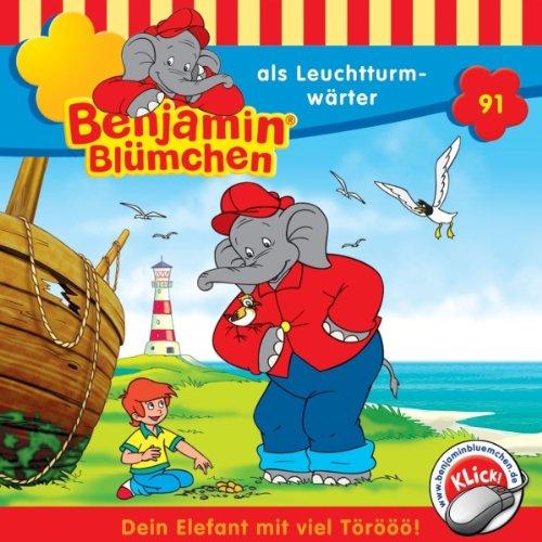 Benjamin als Leuchtturmwärter cover art