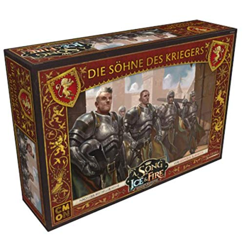 A Song of Ice and Fire: Tabletop Miniatures Game CMN0082 A Song of Ice & Fire - Expansión para niños, Multicolor