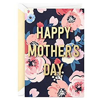 Hallmark Signature Mothers Day Card  All the Happiness You Bring