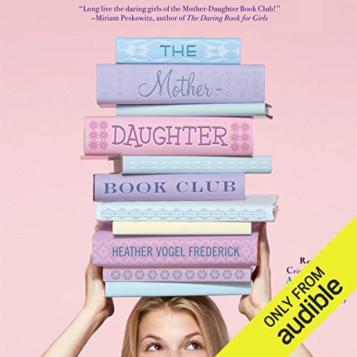 The Mother-Daughter Book Club cover art