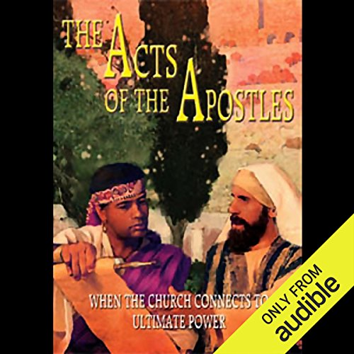 The Acts of the Apostles cover art