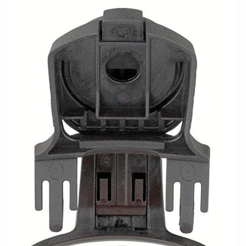 Schuberth Adapter SHP-C 16 mm zur Befestigung des Visiers SVC an einem Schutzhelm für Helme mit 16 mm Slot-System Lieferform: 1 Paar
