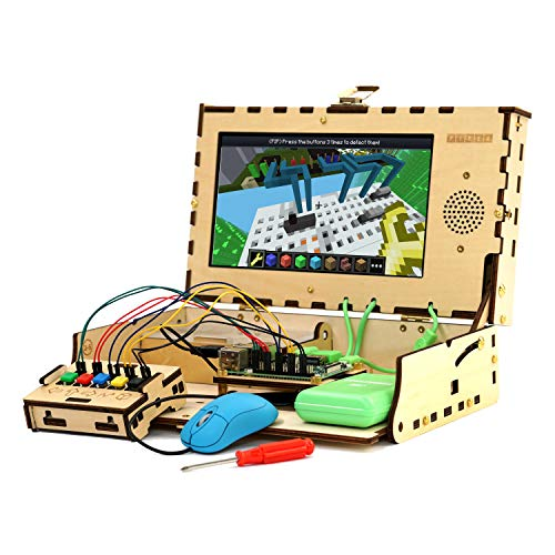 Piper Computer Kit - Build A Computer - Hands On STEAM Learning with Raspberry...