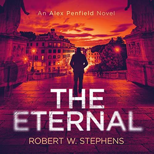 『The Eternal: An Alex Penfield Novel』のカバーアート