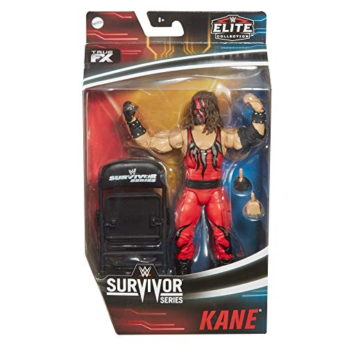 WWE Elite - Survivor Series 2020 - Kane Wrestling Figure
